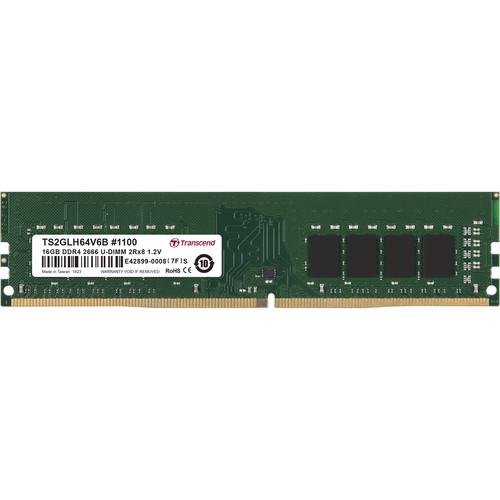 Transcend 16GB DDR4 2666 MHz CL19 UDIMM Memory Module