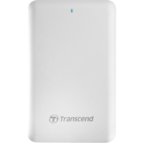 Transcend 2TB StoreJet 300 Portable Hard Drive for Mac