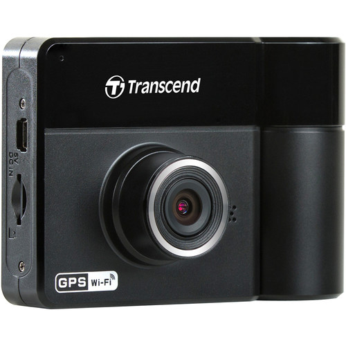 Transcend DrivePro 520 Car Recorder and GPS (Suction Mount)