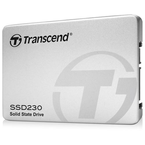 """Transcend 512GB SSD230 SATA III 2.5"""" Internal SSD"""