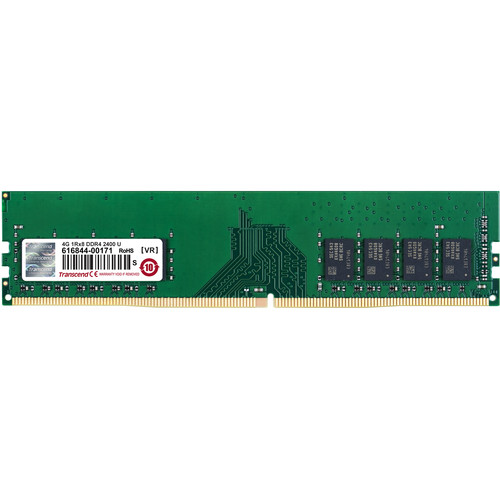 Transcend 4GB DDR4 2400 MHz UDIMM Memory Module
