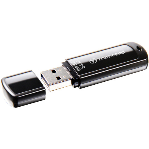 Transcend 64GB JetFlash 700 USB 3.0 Flash Drive