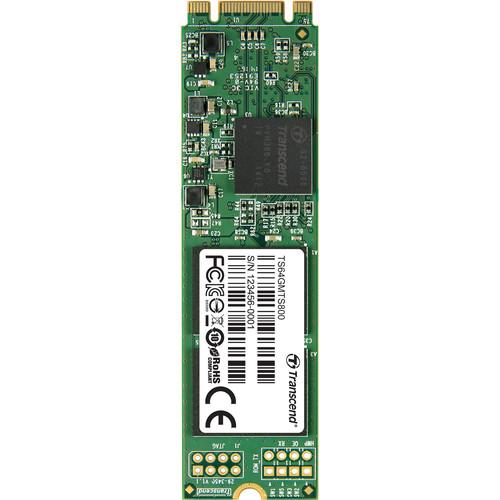Transcend 64GB MTS800 SATA III M.2 Internal SSD
