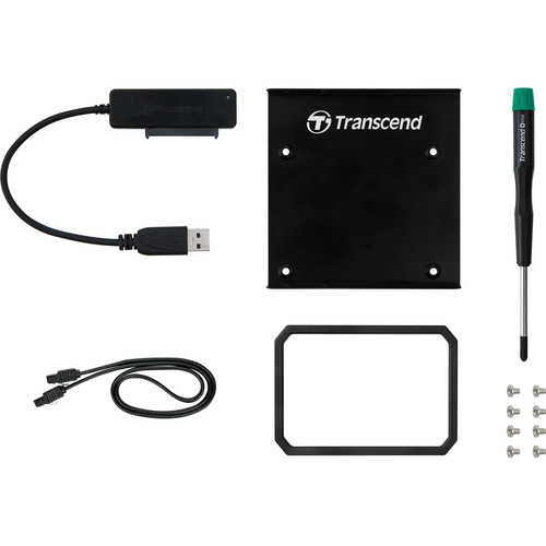 Transcend SSD Conversion Kit for Desktop/Notebook PC