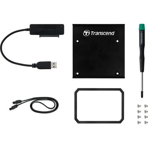 """Transcend 2.5"""" SSD Installation Kit"""