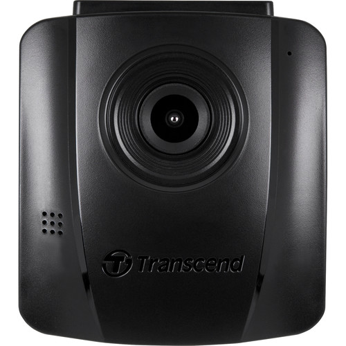 Transcend DrivePro 110 1080p Dash Camera with Suction Mount & 32GB microSD Card