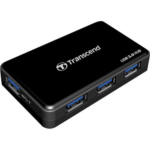 Transcend 4-Port USB 3.0 Hub