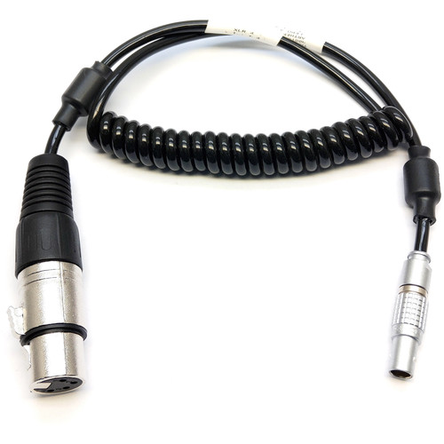 Transvideo XLR4-F To Fisher4 - Special Application Cable