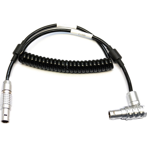 """Transvideo 8-Pin LEMO to 8-Pin LEMO Right Angle Cable for CineMonitor HD (27.5"""")"""