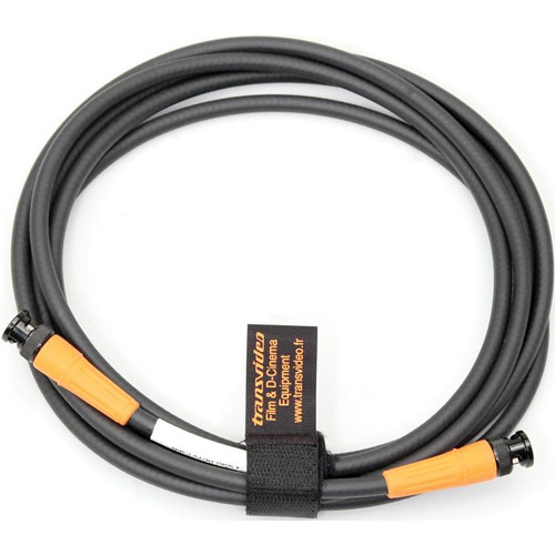 Transvideo 4.5 GHz 3G-SDI BNC to BNC Cable (9.9')