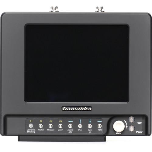 "Transvideo 6"" CineMonitorHD6 eSBL Evolution Enhanced SuperBright On-Board Monitor"