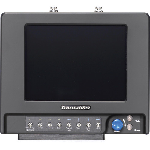 "Transvideo 6"" CineMonitorHD6 eSBL Classic Enhanced SuperBright On-Board Monitor"