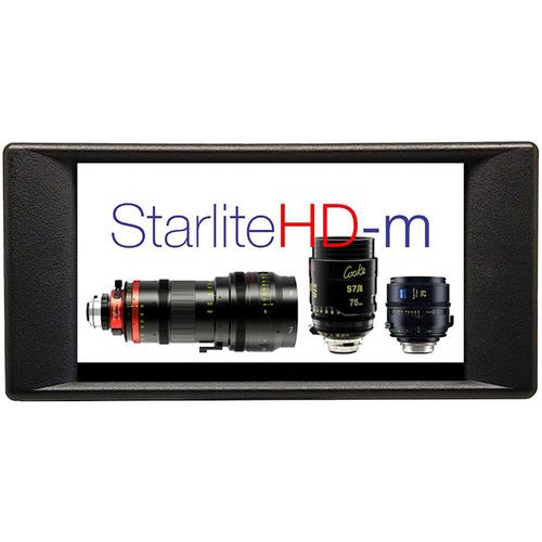 "Transvideo Starlite HD-m 5"" OLED SDI Monitor-Recorder with Metadata Agregator"