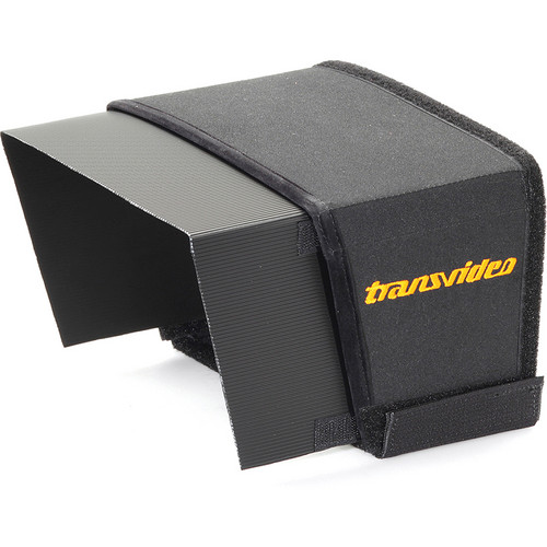 Transvideo DeLuxe Hood for CineMonitorHD6 with Extension