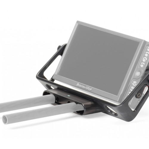 Transvideo Yoke for RainbowHD Monitor with 15 to 56mm Multi-Rods Mount