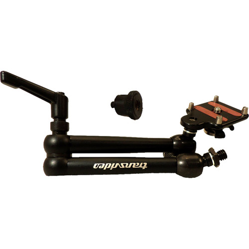 Transvideo 3D Swing Arm with Clamp for Slide