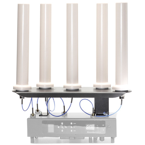 Transvideo 5x 10dBi Antennas Array for TitanHD