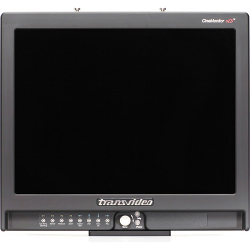 "Transvideo CineMonitorHD Evolution Studio 15"" Production Monitor"
