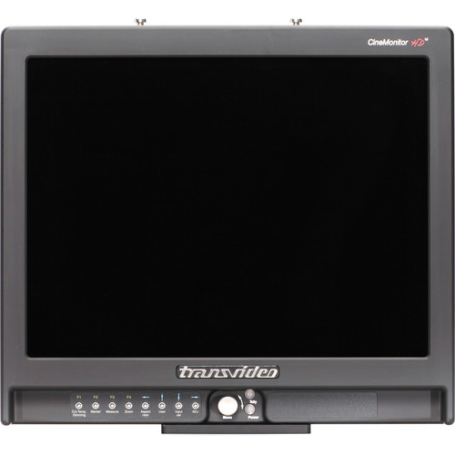 "Transvideo CineMonitorHD SuperBright 15"" 3DView Evolution Monitor"