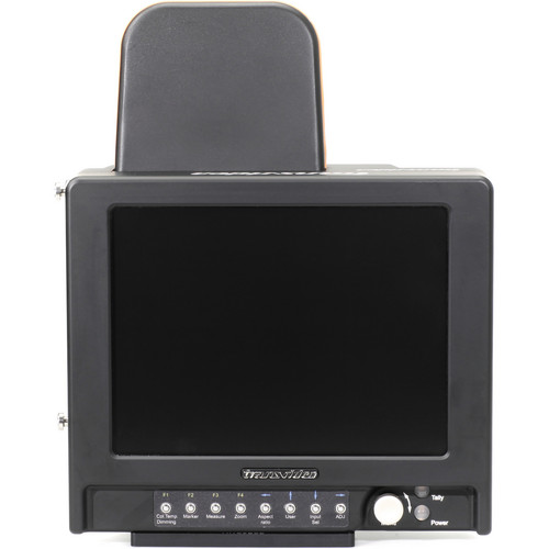 """Transvideo 8"""" CineMonitor HD8 SBL RF with V-Mount Battery Mount"""