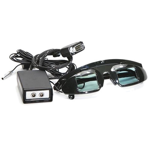 Transvideo HDSHUTGLASS Shutter Glasses Kit