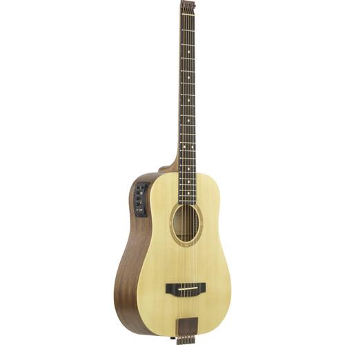 traveler guitar ag 105eq compact acoustic electric ag 105eq b h. Black Bedroom Furniture Sets. Home Design Ideas