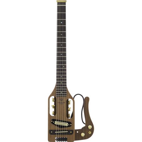 Traveler Guitar Pro-Series Deluxe Acoustic/Electric Guitar (Mahogany)