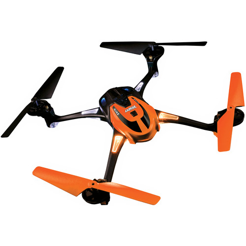 Traxxas 6608 Latrax Alias Quad Rotor Helicopter (Orange)