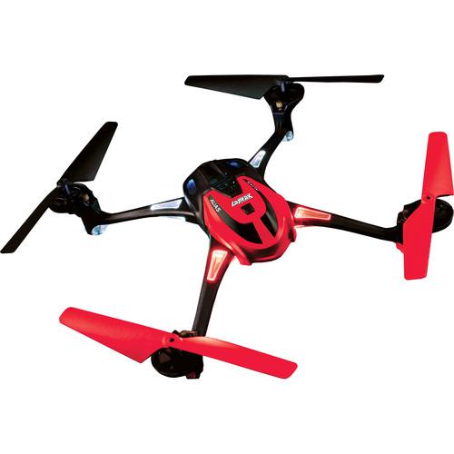 Traxxas 6608 Latrax Alias Quad Rotor Helicopter (Red)