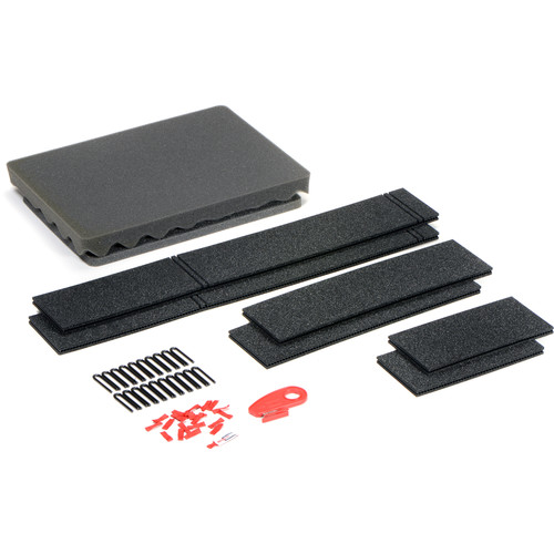 TrekPak Customizable Modular Insert Kit for Pelican iM2200 Storm Case