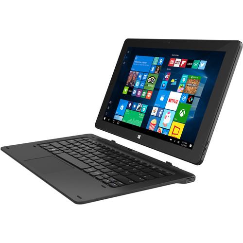 """Trekstor 11.6"""" Surftab twin 11.6 Multi-Touch 2-in-1 Laptop"""