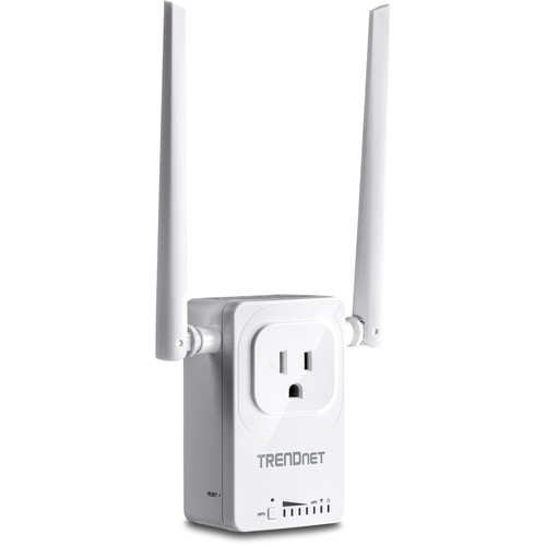 TRENDnet THA-103AC Home Smart Switch (with Wi-Fi AC750 Extender)