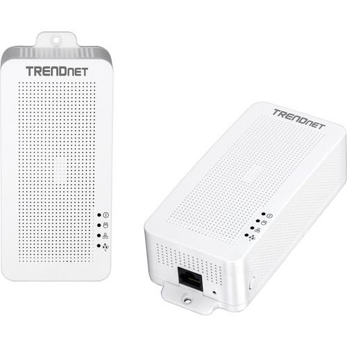 TRENDnet Powerline 200 AV PoE+ Adapter Kit (Version v1.0R)