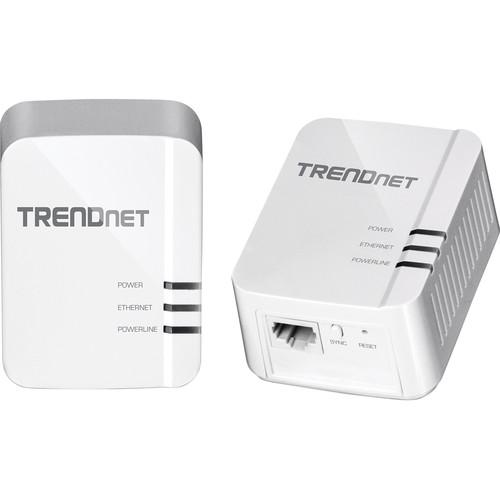 TRENDnet TPL-422E2K Powerline 1300 AV2 Adapter Kit