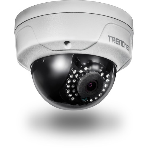 TRENDnet TV-IP315PI 4MP Outdoor Network Dome Camera with Night Vision