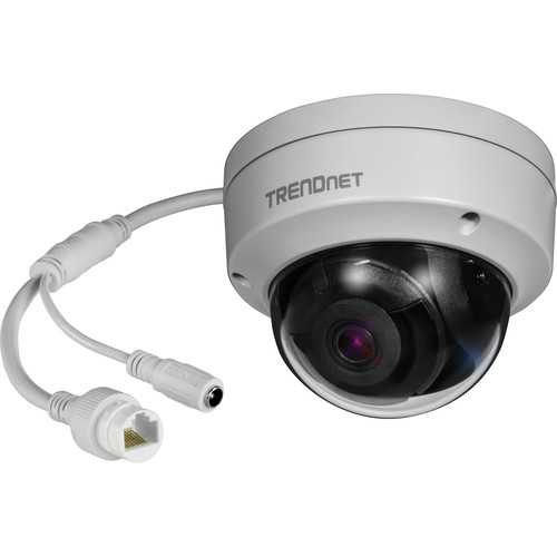 TRENDnet TV-IP319PI 8MP Outdoor Network Dome Camera with Night Vision
