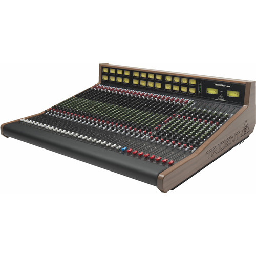 Trident Audio Full VU Meter Bridge Option for the Trident 88 24-Channel Console