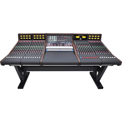 Trident Audio 88C-16 Series 88 Analog Recording Console with Meter Bridge (16-Channel)