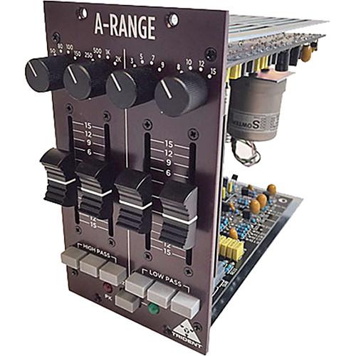 Trident Audio A-Range 500 Series Equalizer Module