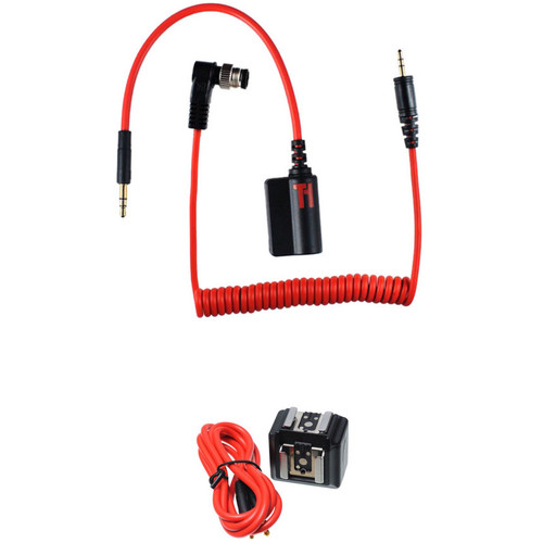 Triggertrap Mobile Kit for Nikon DC0 Connection with Flash Adapter