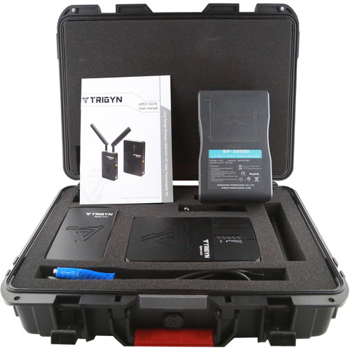 TRIGYN Apex 5G1K Battery Bundle