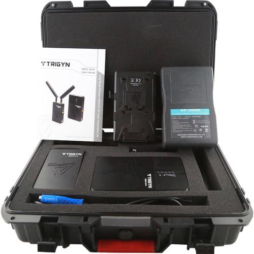 TRIGYN Apex 5G1K Power Solution Bundle