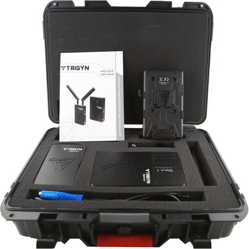 TRIGYN Apex 5G1K Battery Pinch Bundle