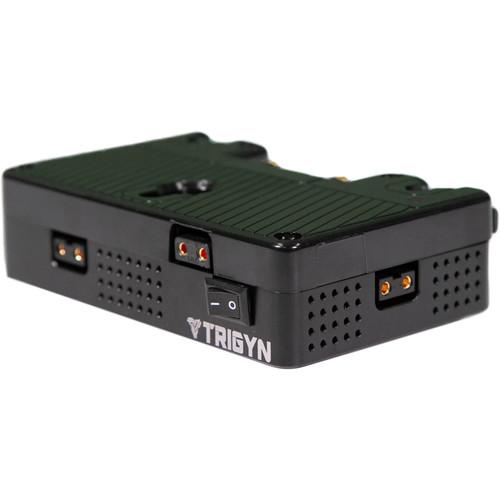 TRIGYN Gear 4 x LEMO & 4 x D-Tap Power Distribution Box (GoldMount)