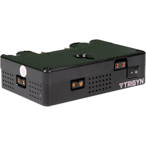 TRIGYN Gear 4 x LEMO & 4 x D-Tap Power Distribution Box (V-Mount)