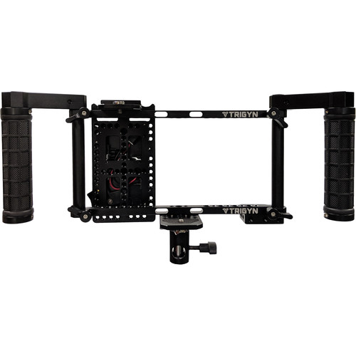 TRIGYN Director Kit Single Monitor Cage with V-Mount Plate