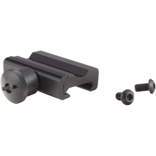 Trijicon Compact ACOG Low Weaver Riflescope Mount with Colt Knob