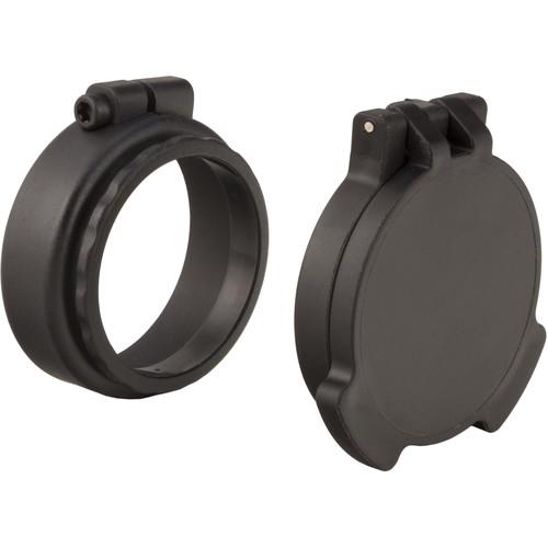 Trijicon MRO Flip-Up Objective Lens Cap (Matte Black)