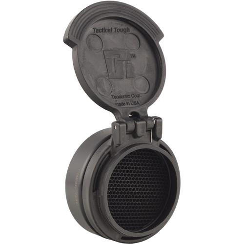 Trijicon Tenebraex MRO Anti-Reflection Device with Flip-Up Cap (Matte Black)