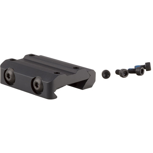 Trijicon MRO Low Mount Adapter (Matte Black)